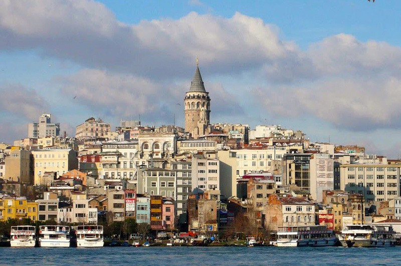 Karakoy Estambul
