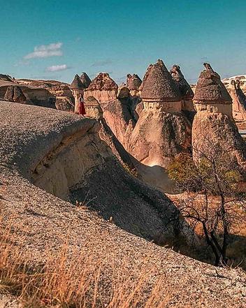 Viajes a Turquia desde Chile