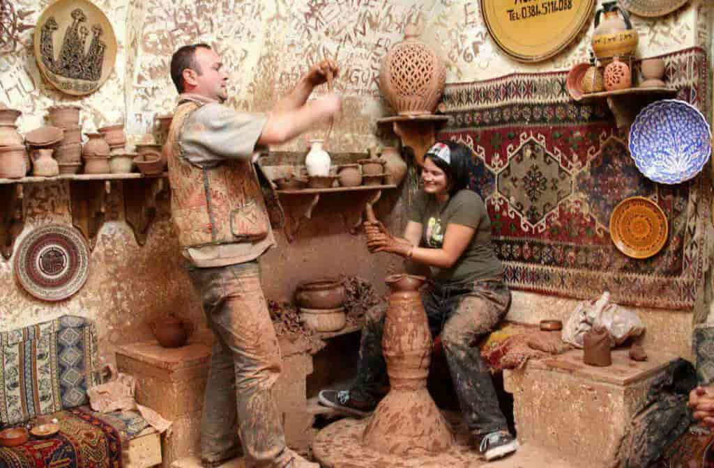 Cappadocia Ceremic Workshop