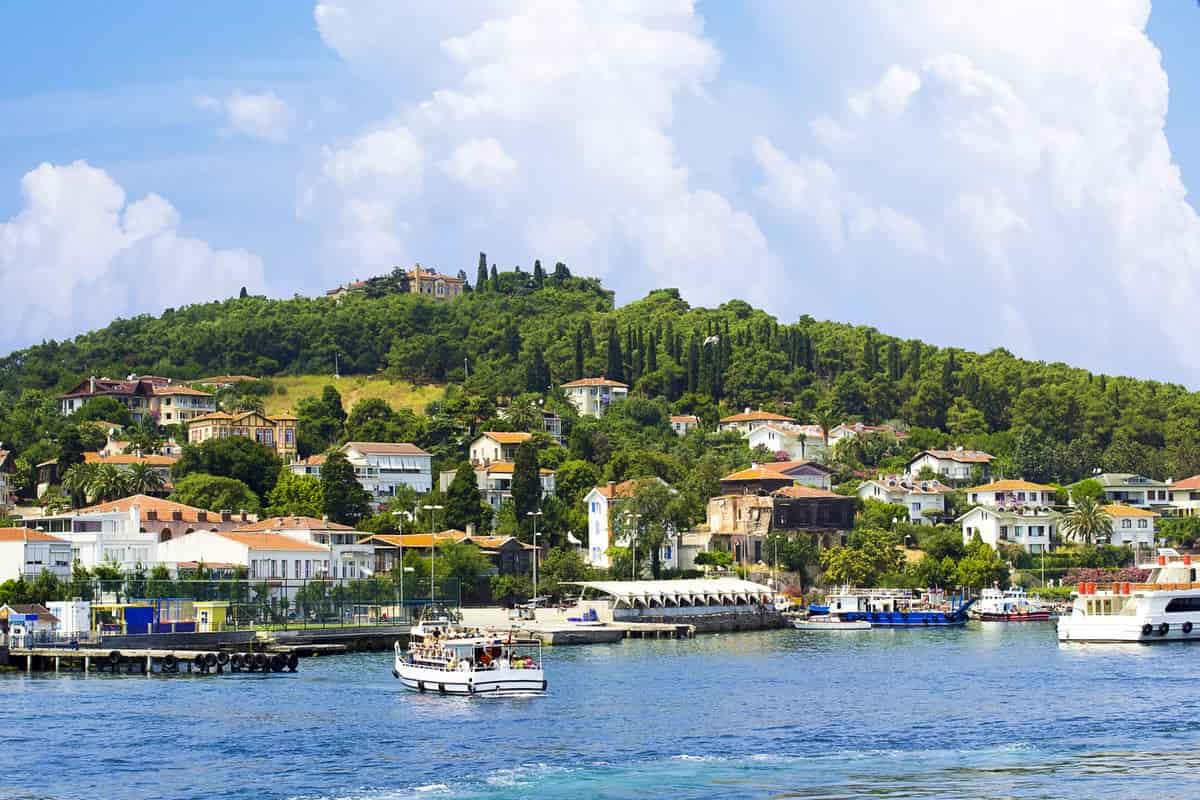 Heybeli Island