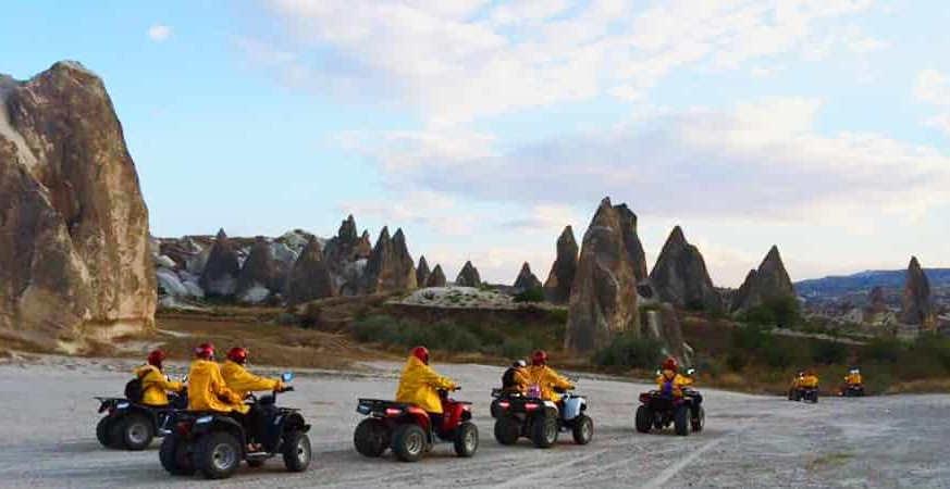 Cappadocia ATV Qaud Safari