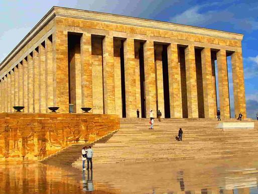 Ankara la Capital de Turquía