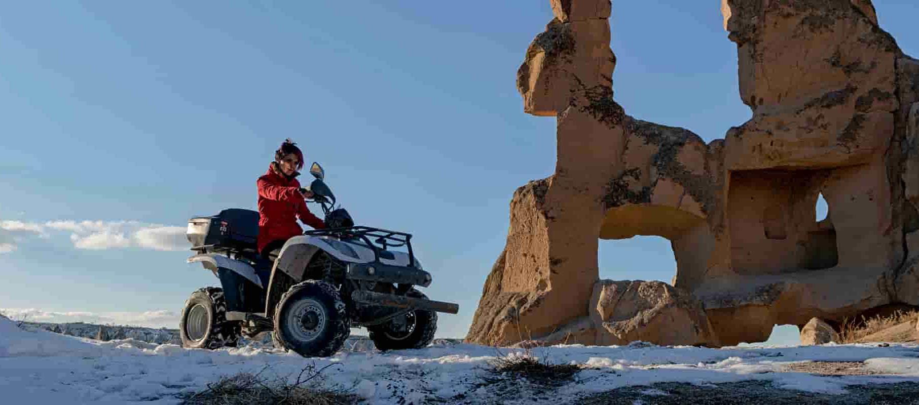 Cappadocia Qaud Safari