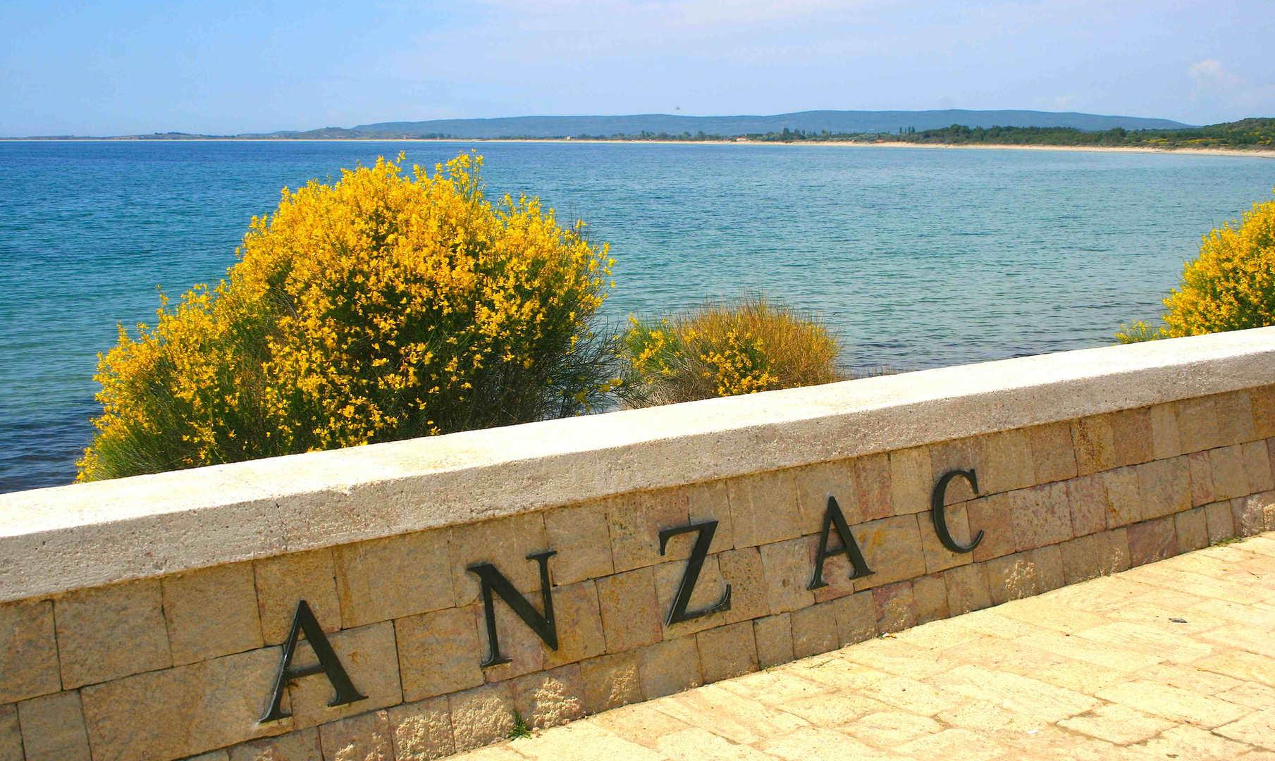 Gallipoli Anzac Cove