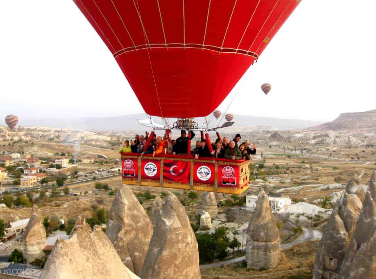 Hot Air Cappadocia Balloon