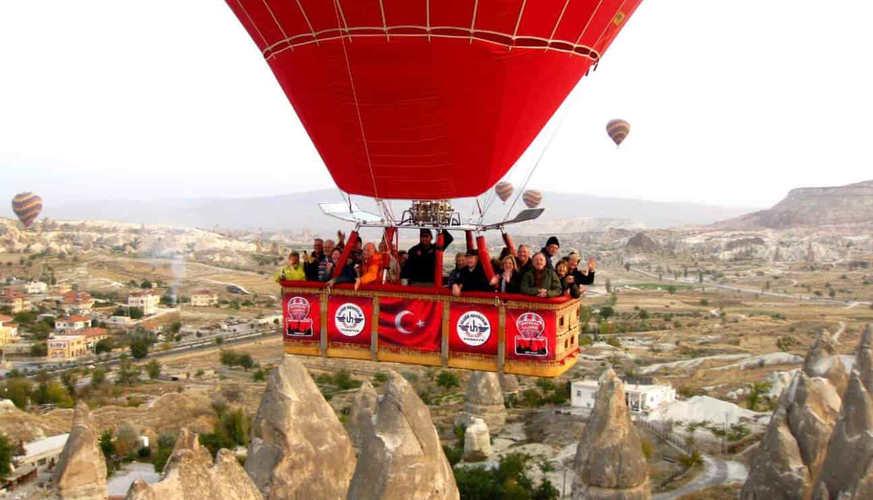 Hot Air Cappadocia Balloon