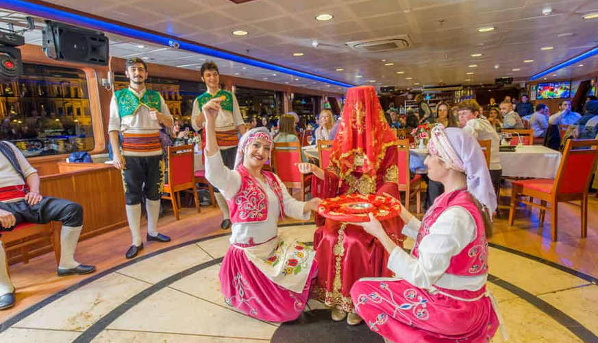 Turkish Henna Ceremony