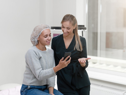 Como conectar con mas clientes: Microblading y Marketing