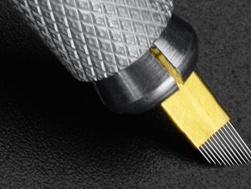 Tipos de Agujas para Microblading y Microshading. Guía Básica para Principiantes.