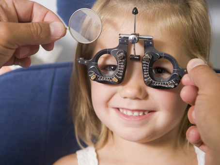 How Excessive Screen Time Affects Your Child's Eyes
