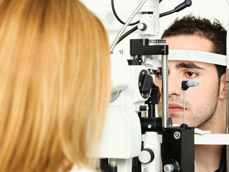 To All Diabetes Patients, Please Don't Skip Your Eye Appointments!