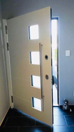 Entry Security Door