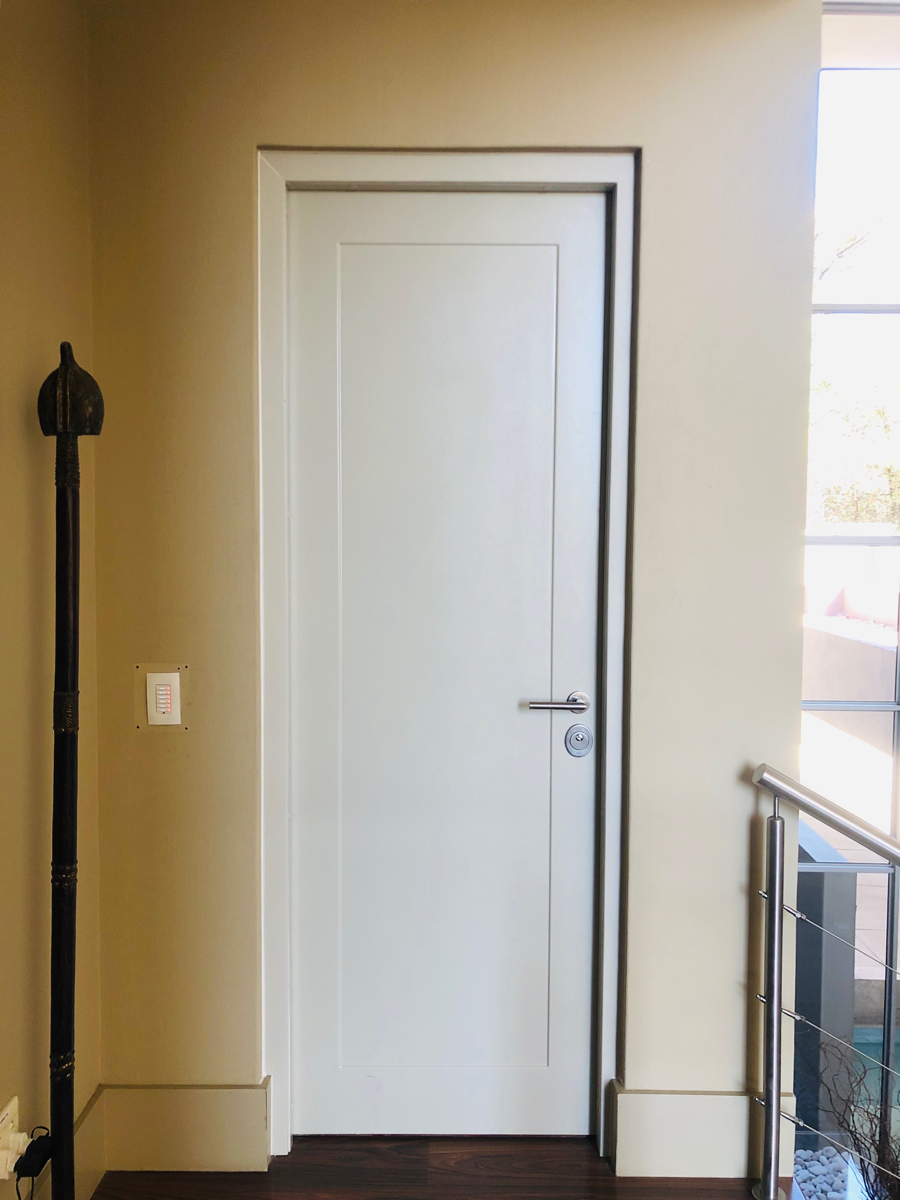 Bedroom Security Door