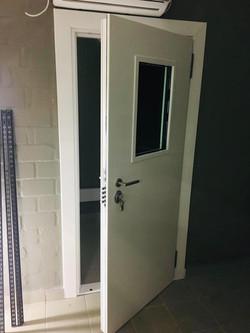 G3 Security Door