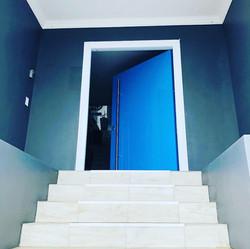 1500mm wide security door. Fish Hoek