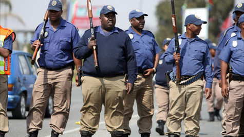 Burglary a Major Problem in South Africa