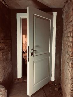Garage Security door