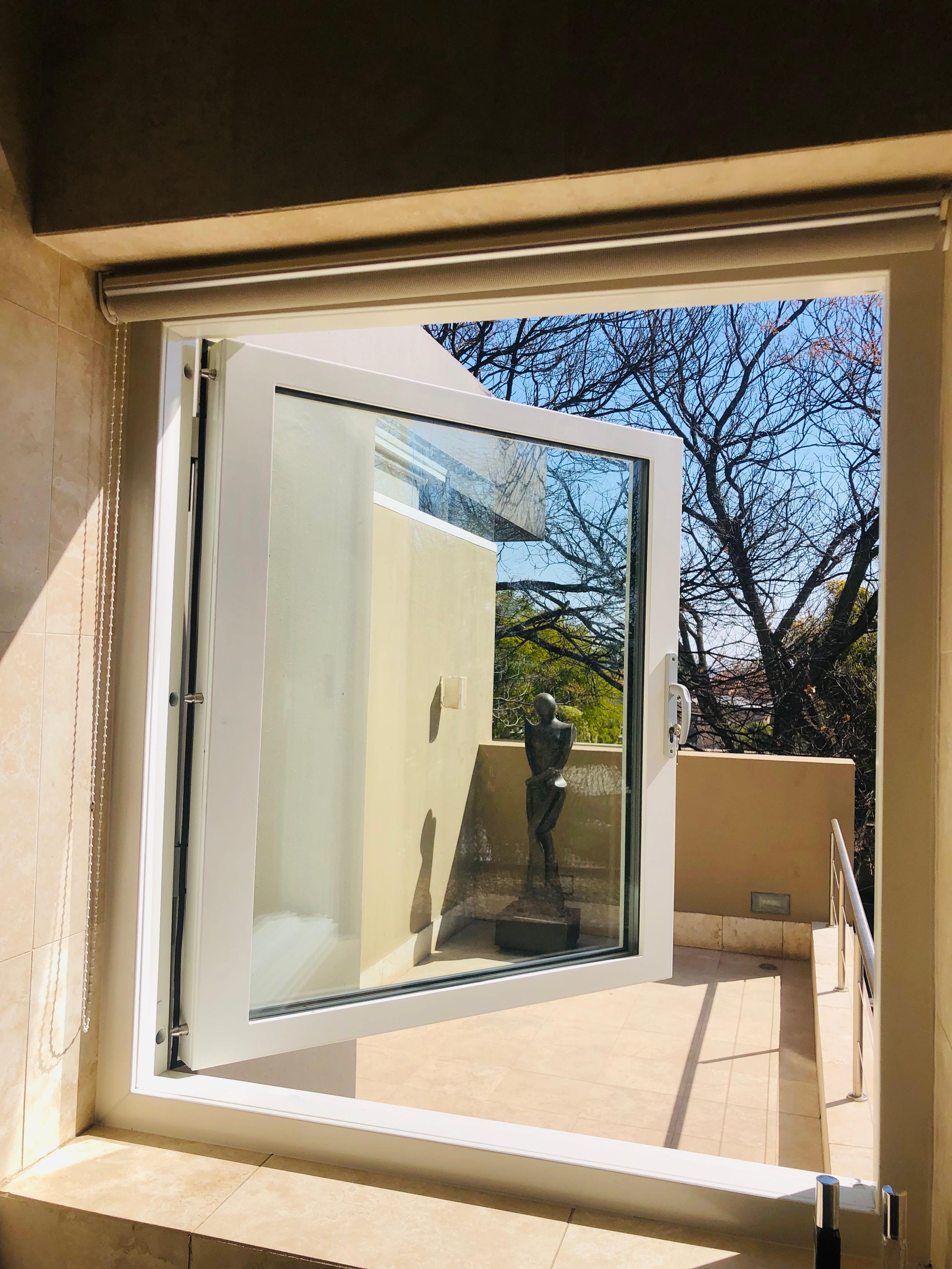 High Security window