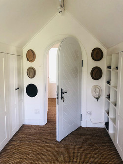 Arch Security Door
