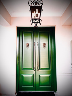 Victorian Double security Door