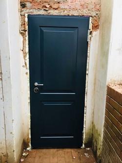 Back Kitchen door