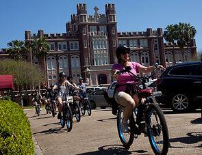 Big Easy Elctric Bike Tour