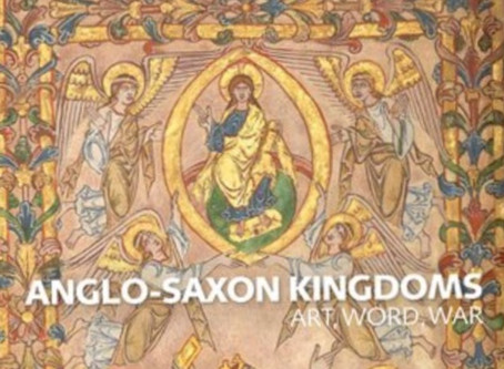Review of  'Anglo-Saxon Kingdoms: Art, Word, War'