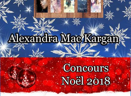 CONCOURS NOËL 2018 !!!!!