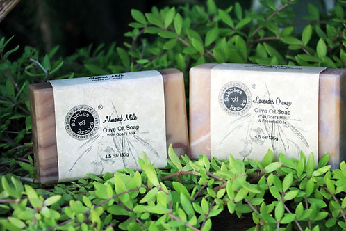 Goat's Milk Fragrance Oil Blend Soaps