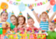 детски рождени дни