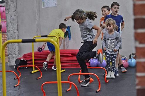 Тренровки за деца Kids training