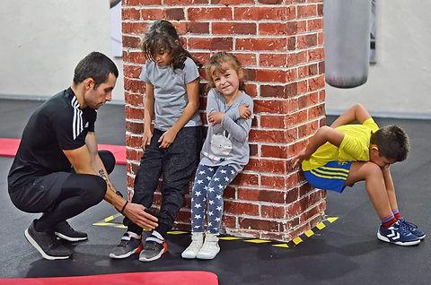 Тренирови за деца Kids training