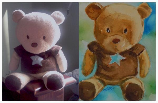 Bobby's Bear