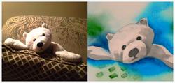 Paulie Polar Bear
