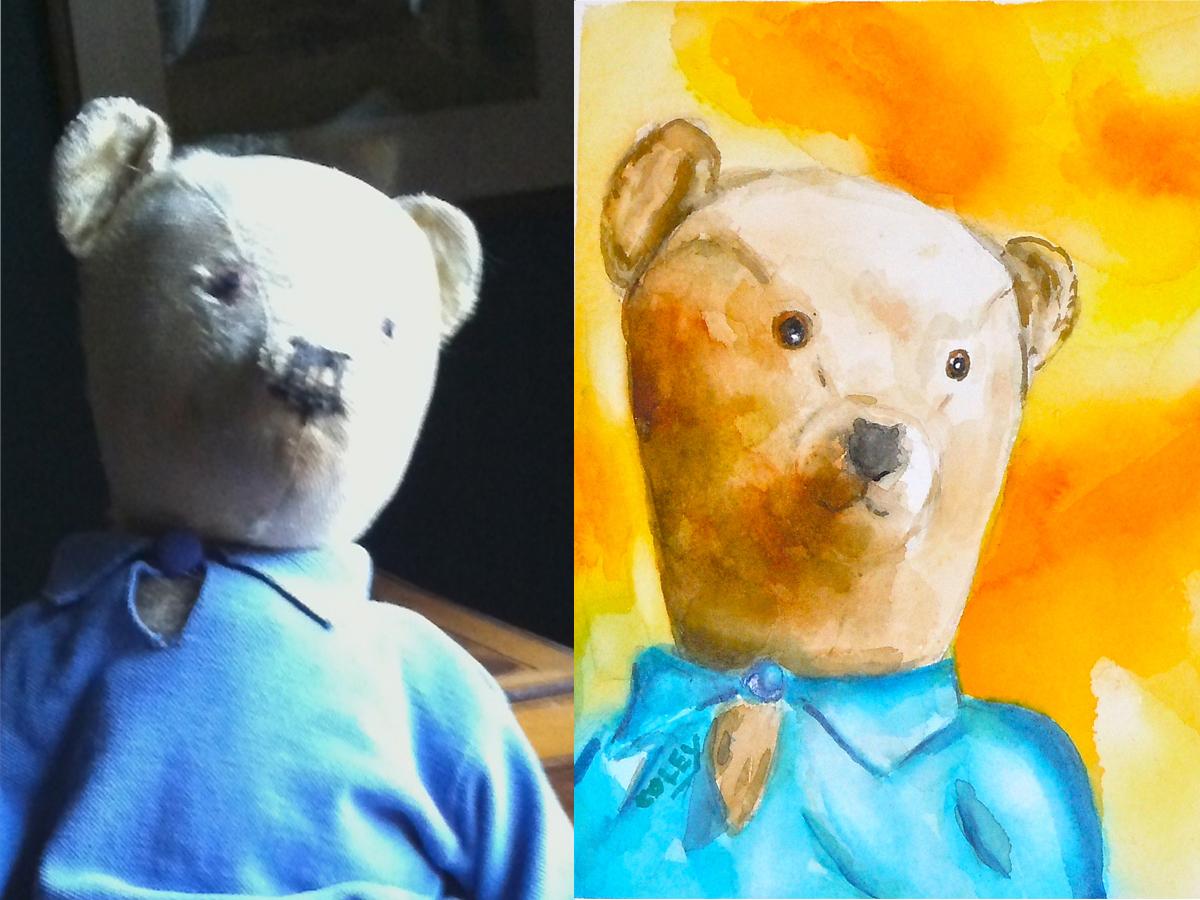 Dad's Bear