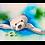 "Thumbnail: Paulie Polar Bear 8""x10"" Print"