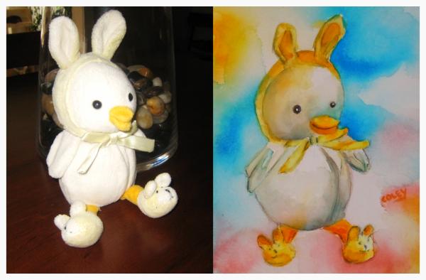 Duck Bunny Duck