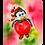 """Thumbnail: Penguin Pete 8""""x10"""" Print"""