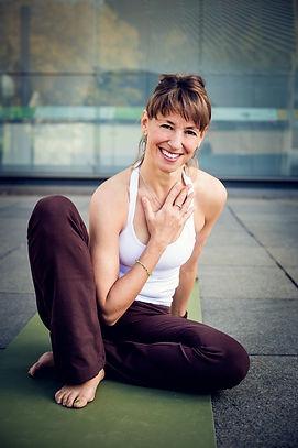 Linda Bloom Yoga Teacher New York