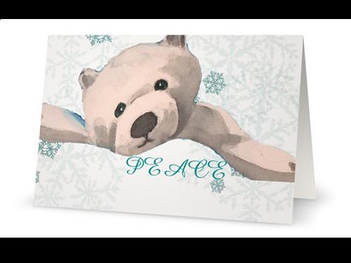 Paulie Polar Bear Cards