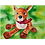 """Thumbnail: Ryan Reindeer 8""""x10"""" Print"""