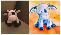 Carl the Cow