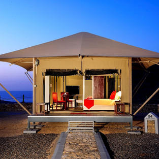 Eco Based Living Tent For Your Farm House or resort