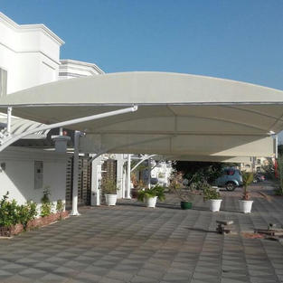 Residential Car prking Shade Structure