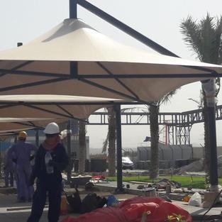 Umbrella Parking Shade