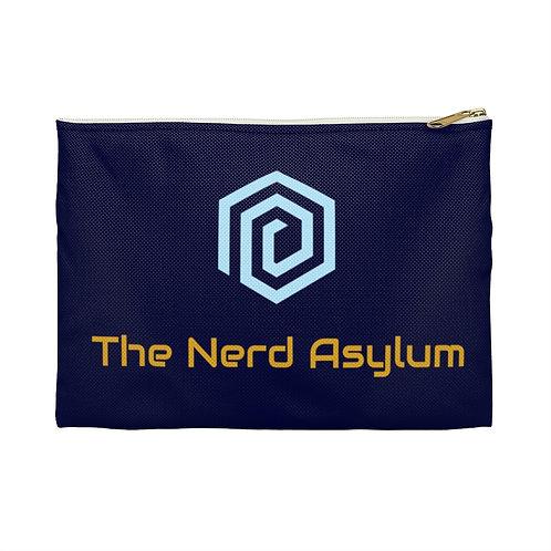 Nerd Asylum Accessory Pouch