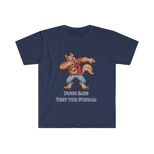 Barovia Beckons Yeet The Stream Softstyle T-Shirt