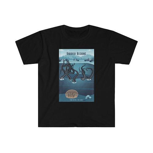 LIMITED EDITION Barovia Beckons Charity T-Shirt