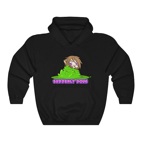 Suddenly Doug Heavy Blend™ Hooded Sweatshirt