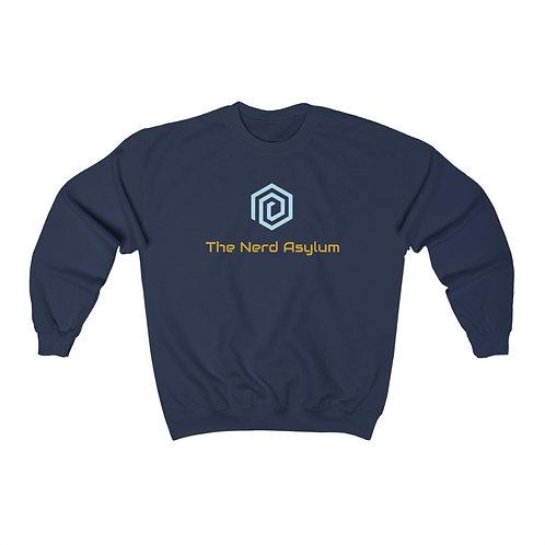 Nerd Asylum Heavy Blend™ Crewneck Sweatshirt